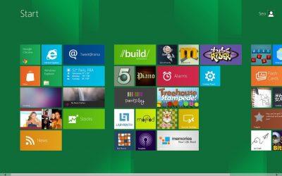 Windows 8 – kafelki nie działają…