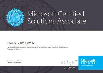 MCSA-Windows-10